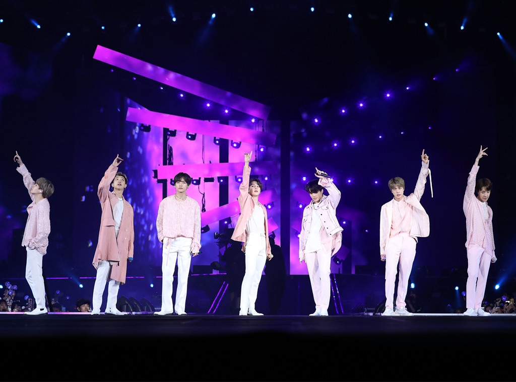 BTS, Love Yourself Speak Yourself tour