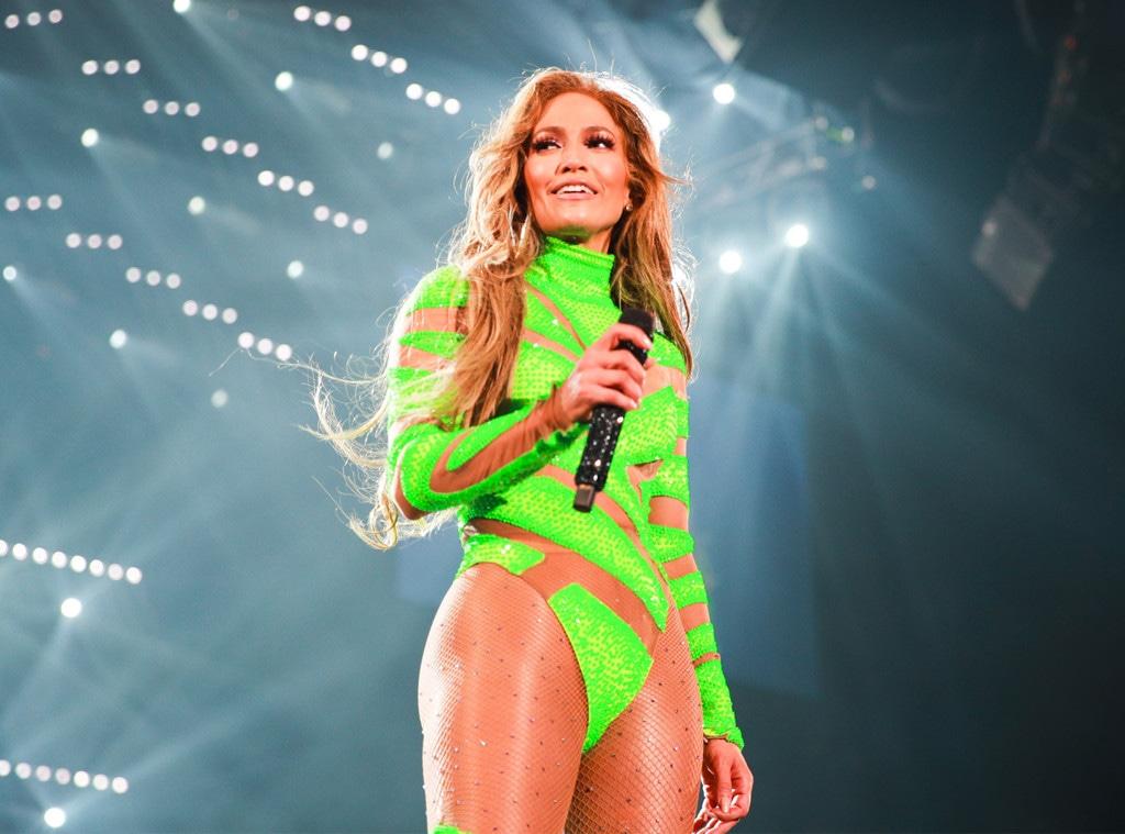 Jennifer Lopez, It's My Party Tour