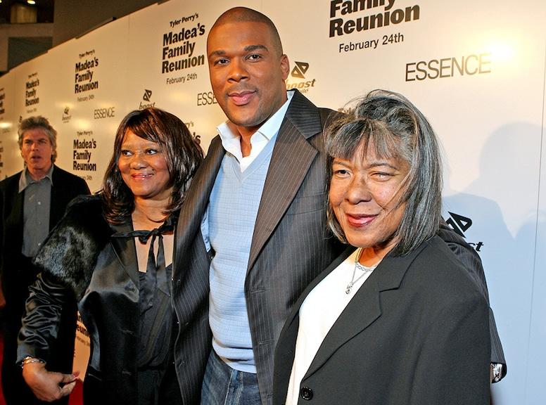 Tyler Perry, Aunt Mayola, Mother Willie Maxine Perry