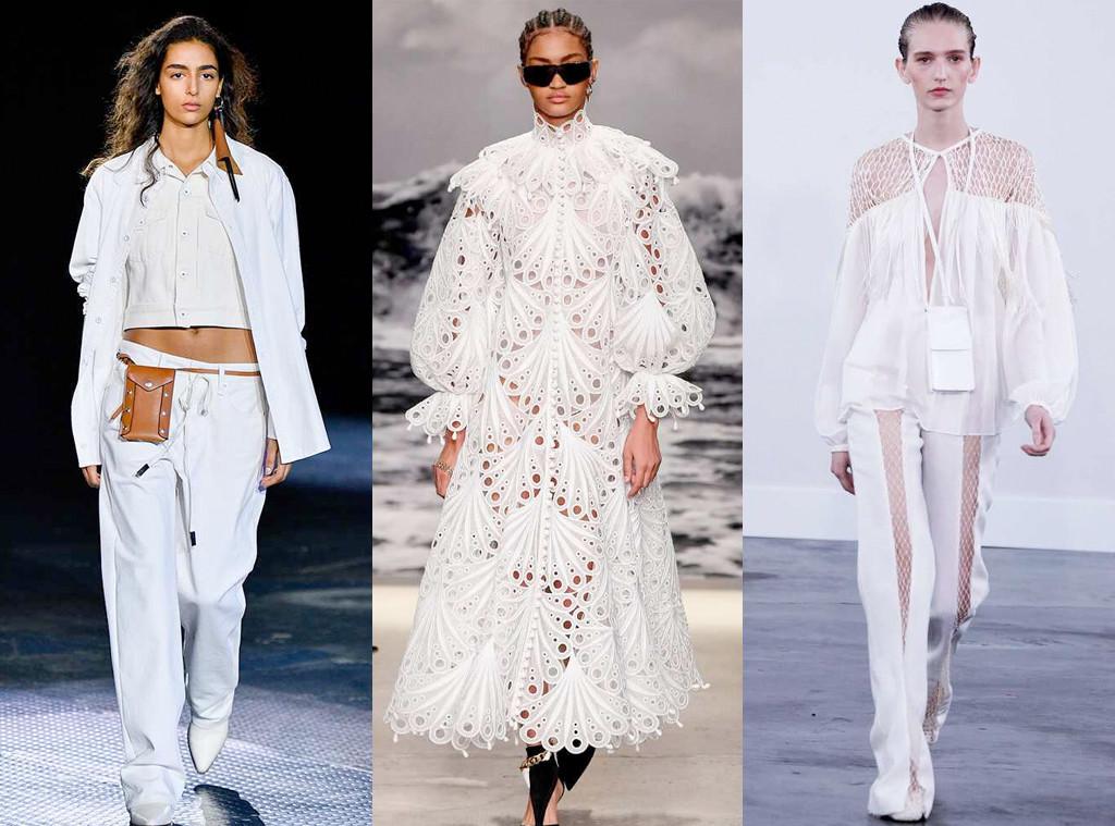 E-Comm: NYFW Trends, Slouchy Pants, Rag & Bone, Zimmermann, Gabriela Hearst