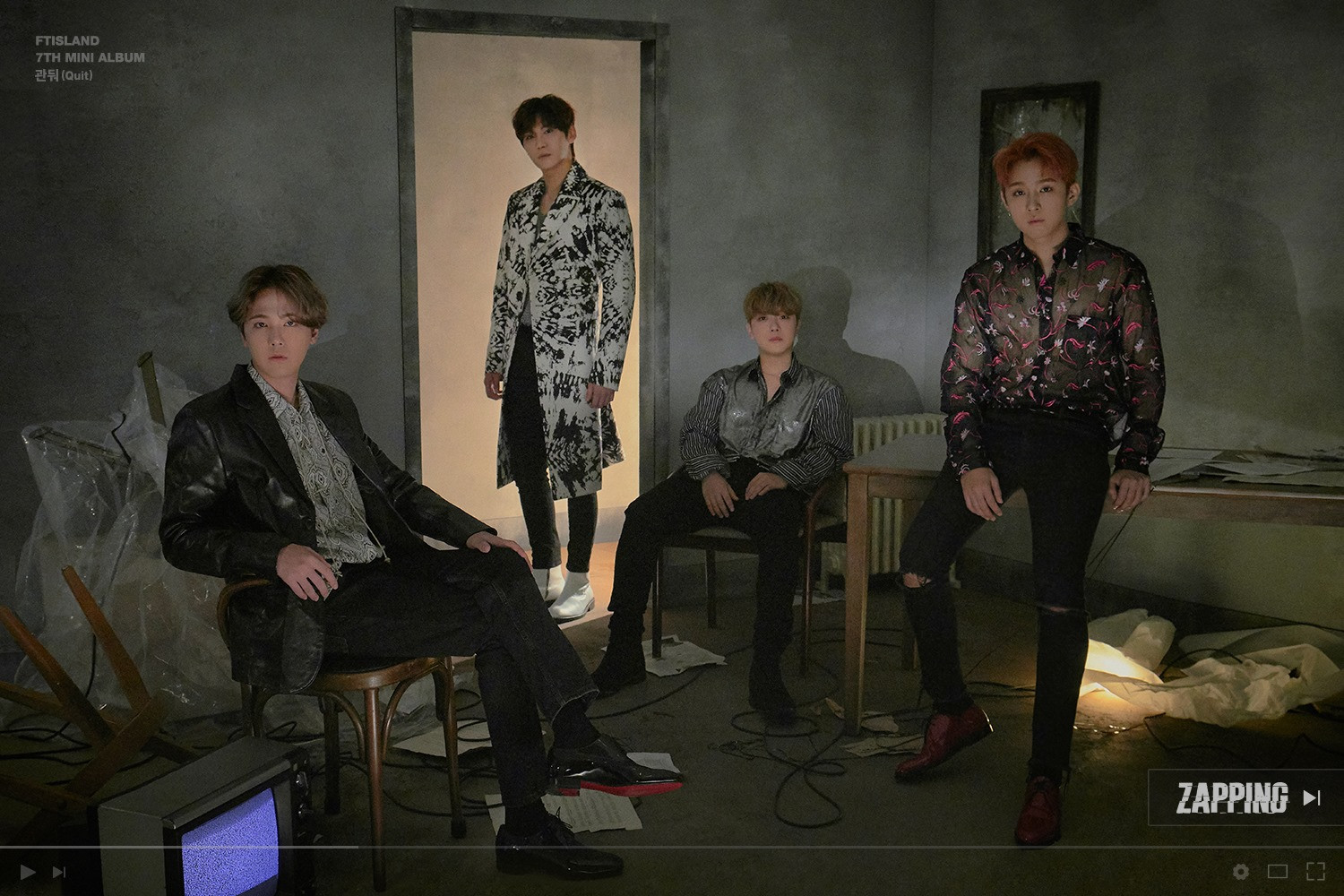 FT Island, ZAPPING
