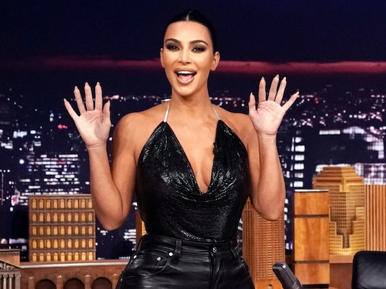 Kim Kardashian Introduces the West Family's Precious ''New Babies''