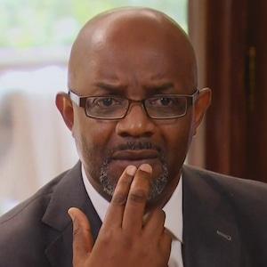 Pastor Calvin Roberson