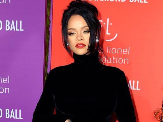 Mira por qué todos en Internet creen que Rihanna está embarazada