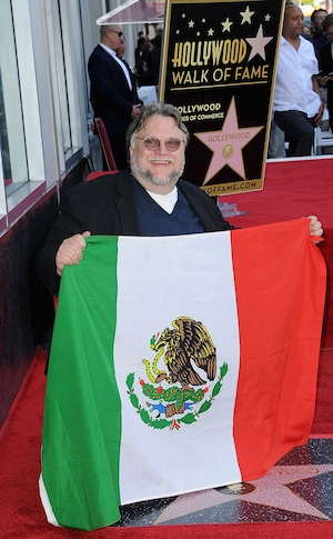 Guillermo del Toro, Hollywood Walk of Fame