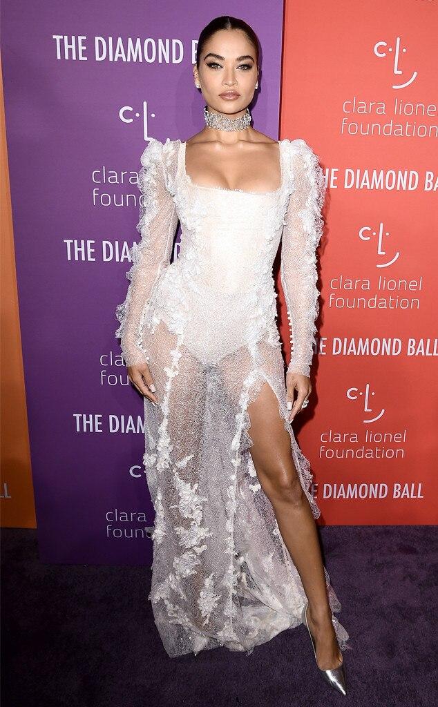 Shanina Shaik, 2019 Diamond Ball