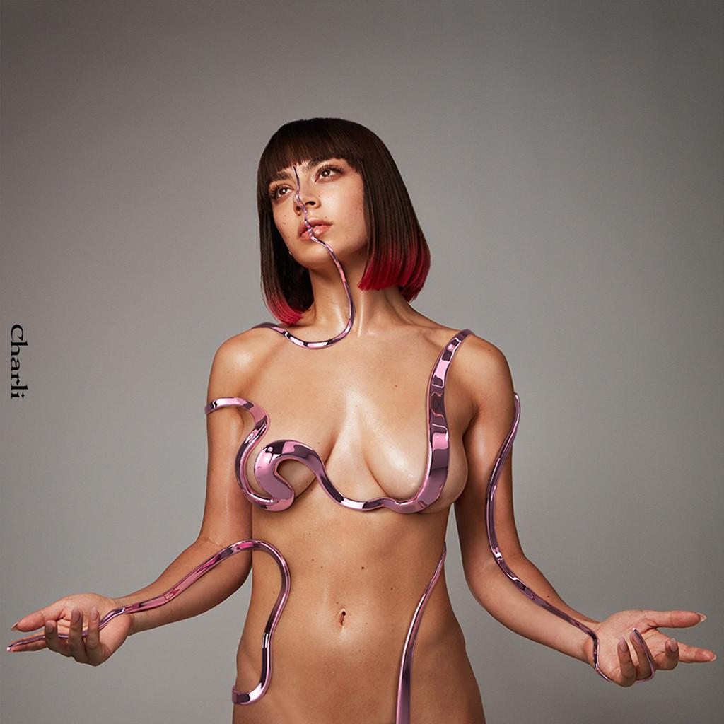 Charli XCX, Charli album cover