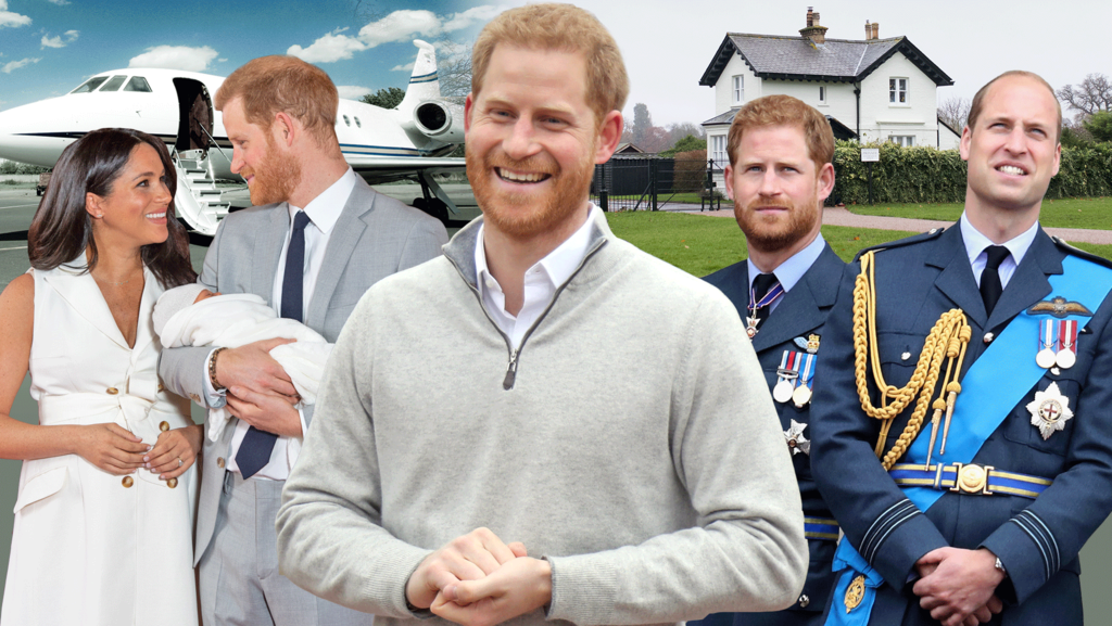 Prince Harry, 35th Birthday Feature