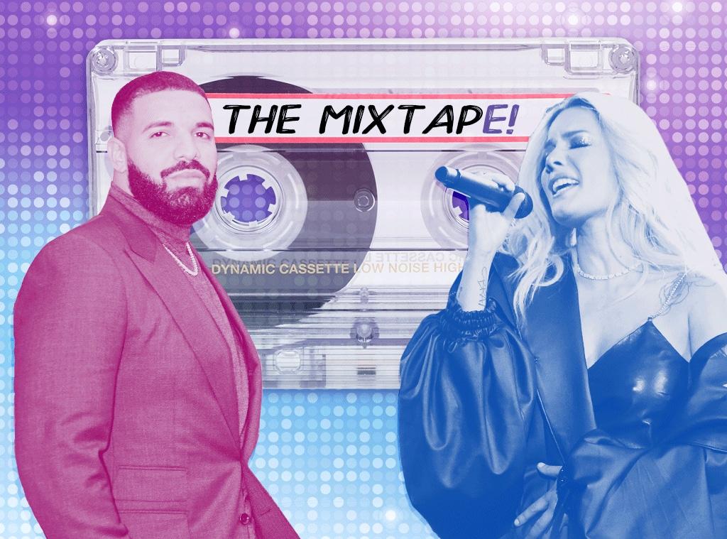 The MixTapE!, Drake, Halsey