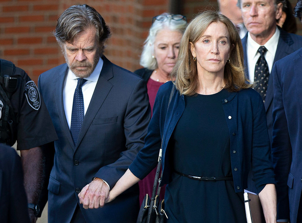 Felicity Huffman, William H Macy