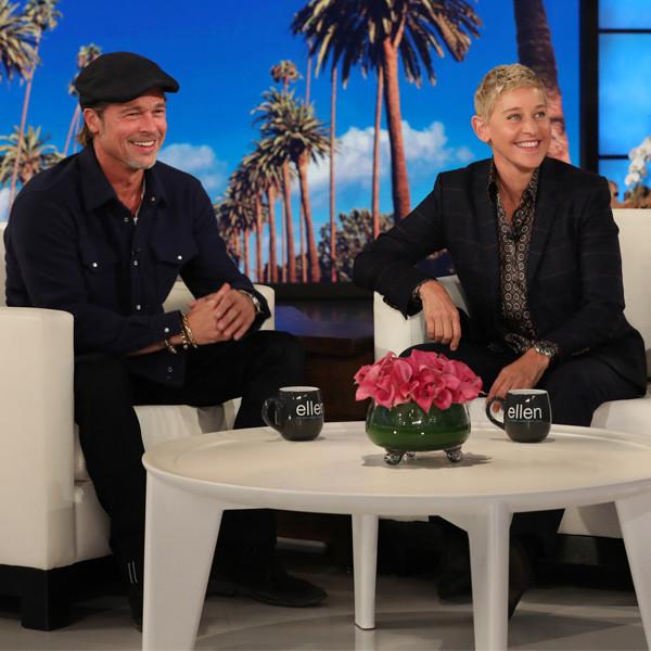 Ellen DeGeneres Reveals She Dated One of Brad Pitt's Ex-Girlfriends