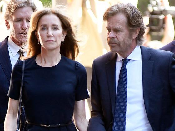 Felicity Huffman condamnée à 14 jours de prison suite au scandale des pots-de-vin universitaires