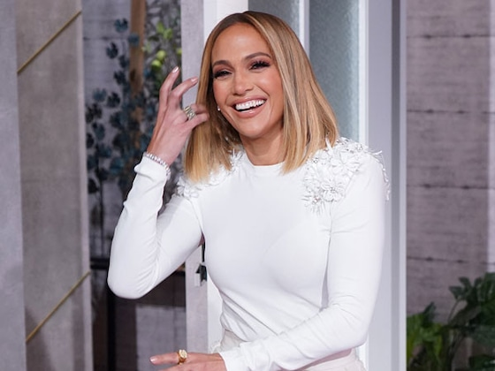 Jennifer Lopez Proves There's No Use Trying to Trick Ellen DeGeneres