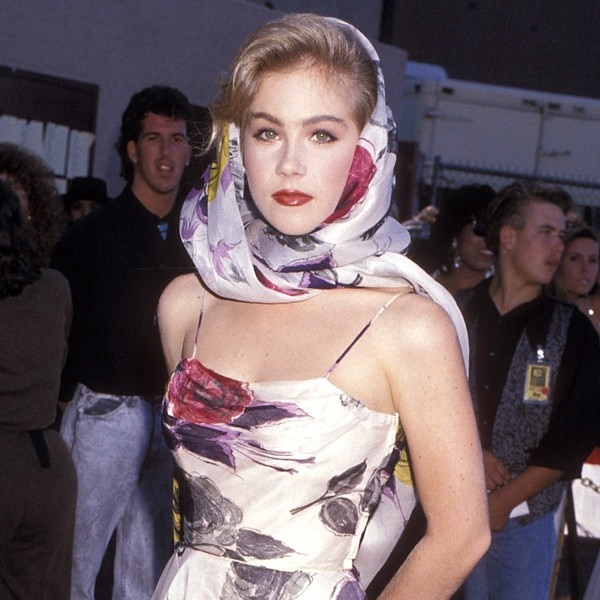 Christina Applegate, 1989 MTV Video Music Awards