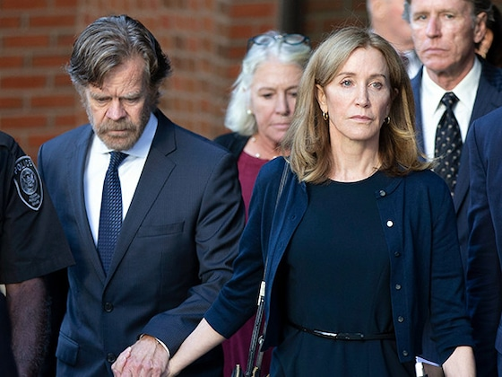Felicity Huffman Reflects On Her ''Eternal Shame'' in Tearful Sentencing Speech
