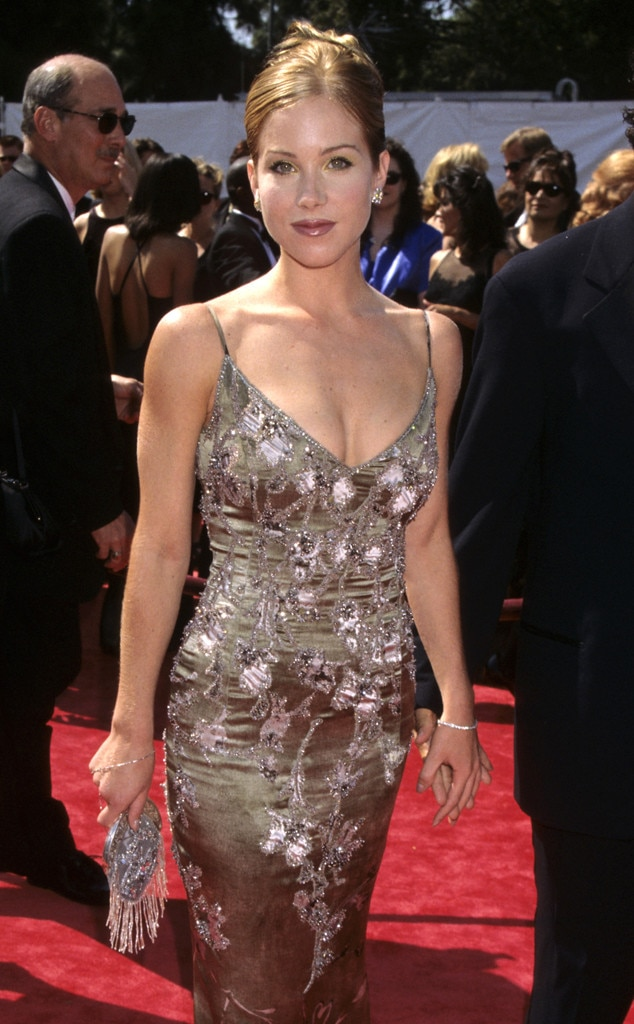 Christina Applegate, 1998 Emmy Awards