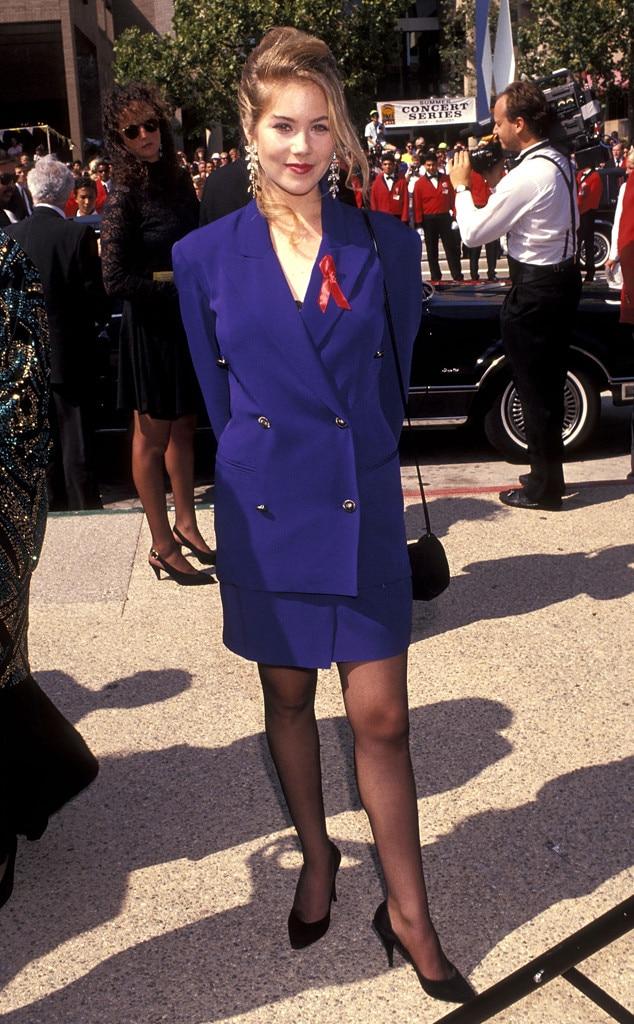 Christina Applegate, 1991 Emmy Awards