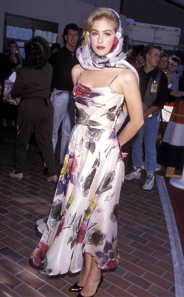 Christina Applegate, 1989 MTV Video Music Awards
