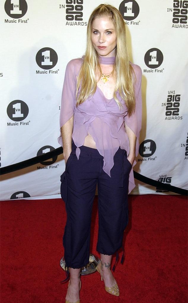 Christina Applegate, 2002