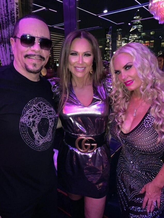Ice-T, Coco, LeeAnne Locken