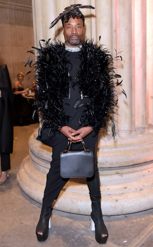 Billy Porter, 2019 London Fashion Week