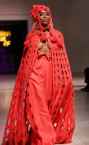 Best Looks Widget, 2019 London Fashion Week, Fashion For Relief, Naomi Campbell