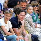 Victoria Beckham's Family Shows Love at Her Fashion Shows