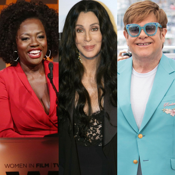 25 Stars Who Are Just One Award Away From EGOT Status