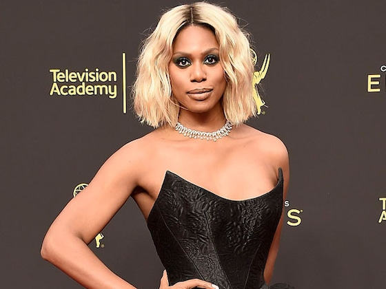 Laverne Cox Wants Her 2019 Emmys Nomination to ''Lift Up'' Fellow Transgender Stars