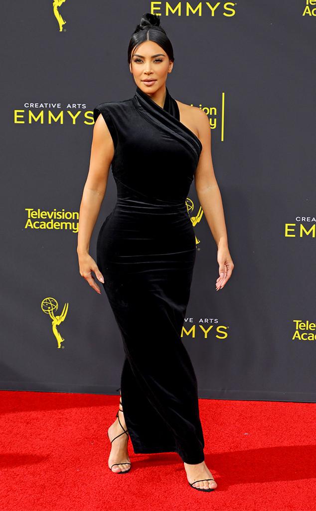 Kim Kardashian, 2019 Creative Arts Emmy Awards