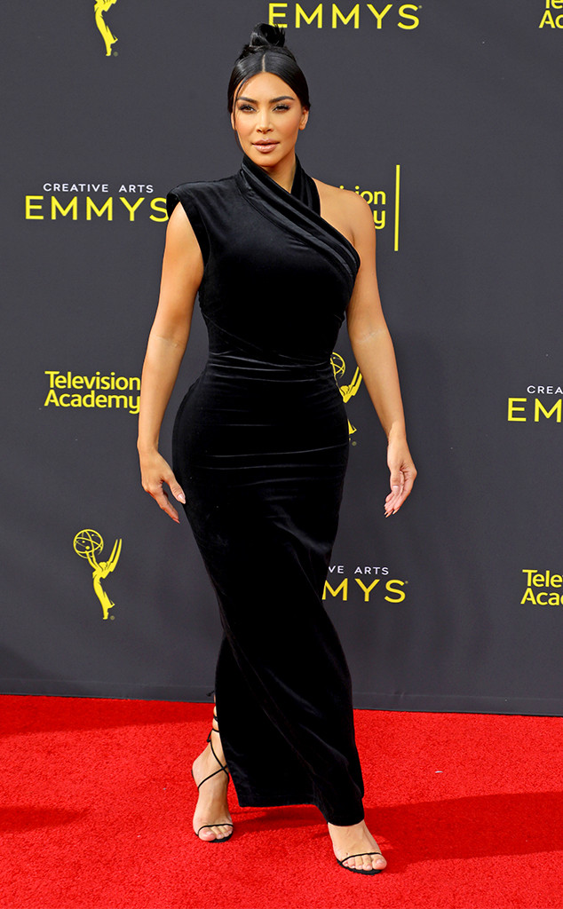 Kim Kardashian, 2019 Creative Arts Emmy Awards