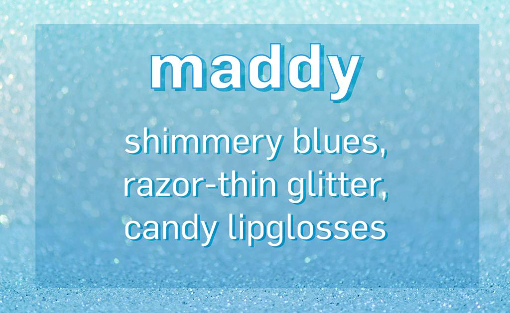 E-Comm: Euphoria Makeup, Maddy