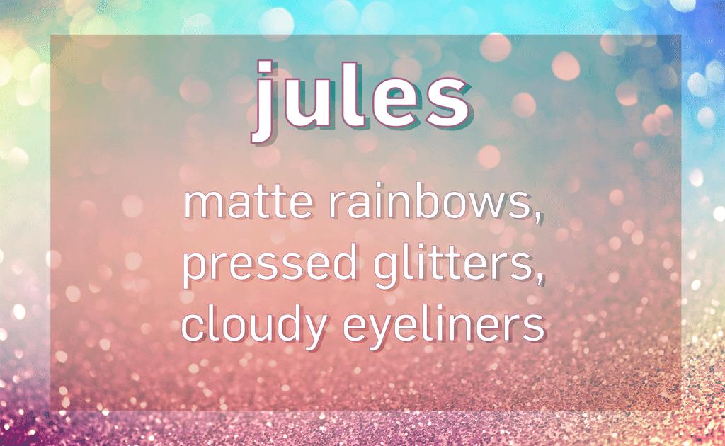 E-Comm: Euphoria Makeup, Jules