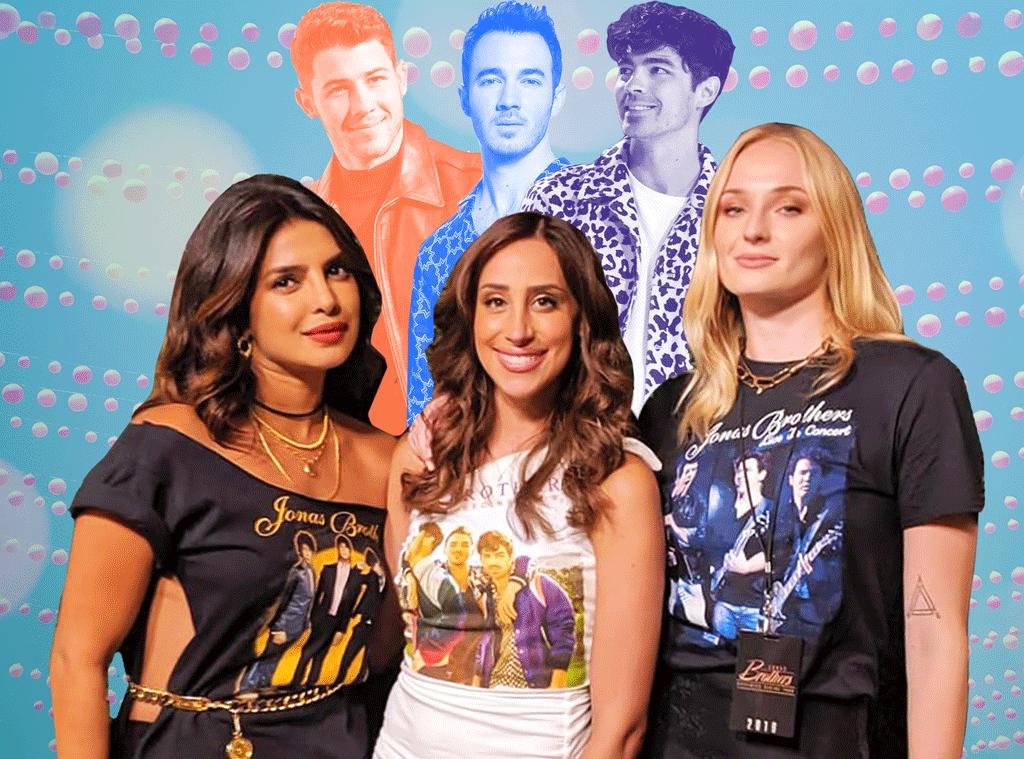 Danielle Jonas Birthday Feature, Priyanka Chopra, Sophie Turner, Nick Jonas, Kevin Jonas, Joe Jonas