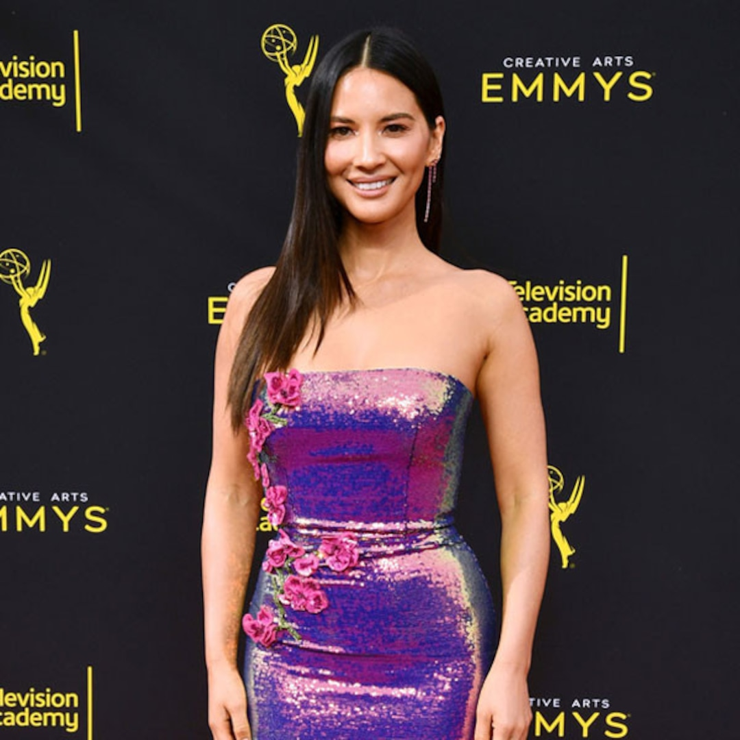 Olivia Munn Sends Message to Celebrities Who Stay