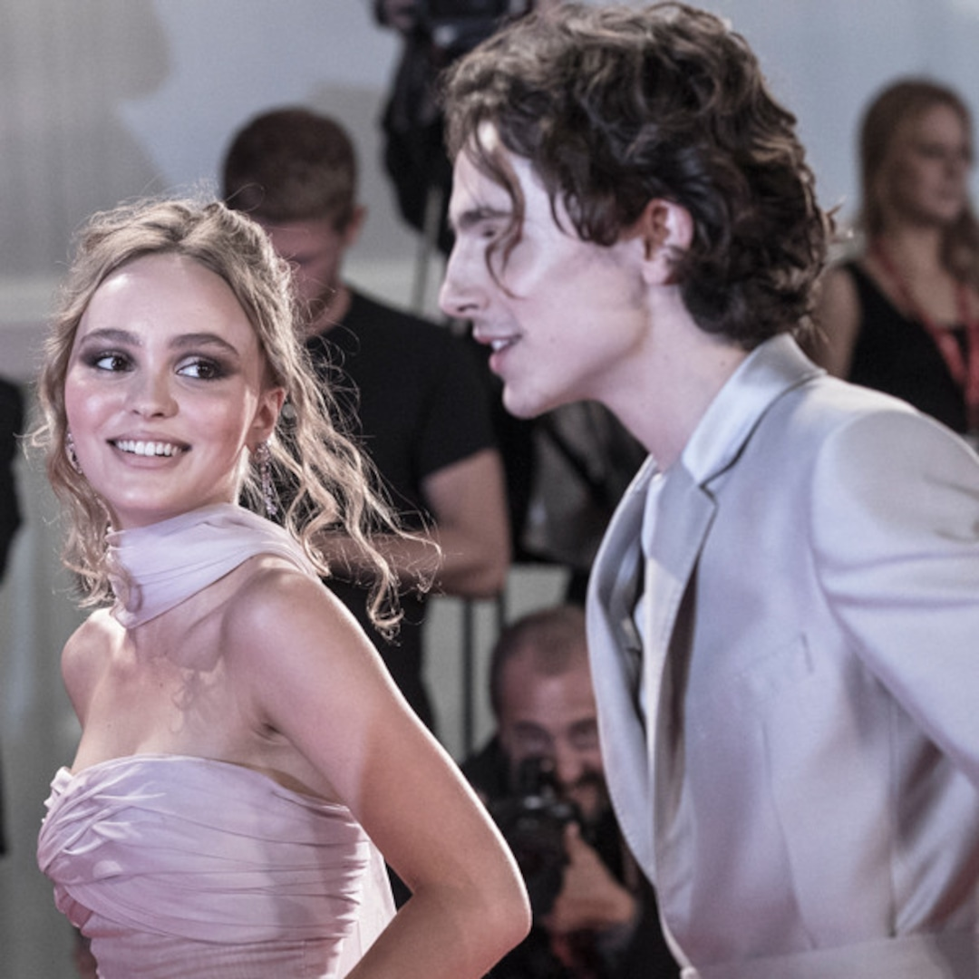 Timothee Chalamet Was Embarrassed Over Lily Rose Depp Pics E Online
