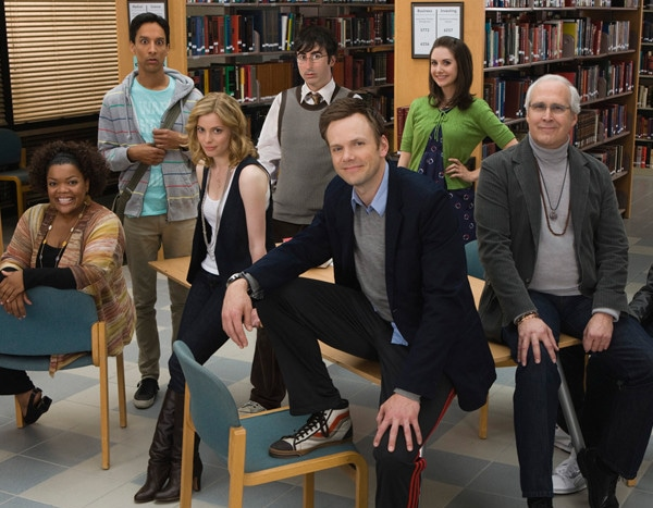 Charting the Community Cast's Post-Grad Careers