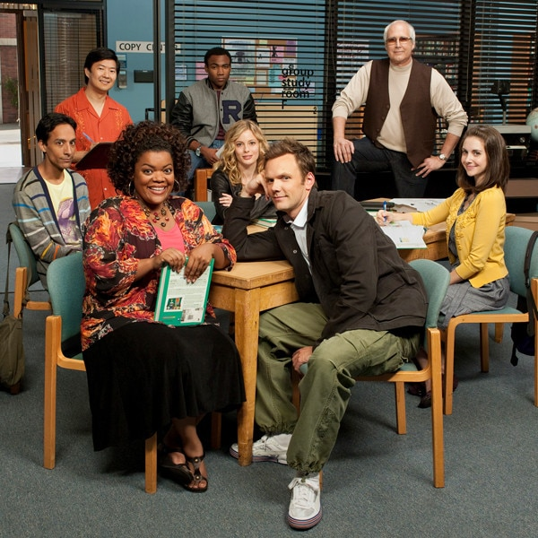 Community, Cast, Season 1, 2009