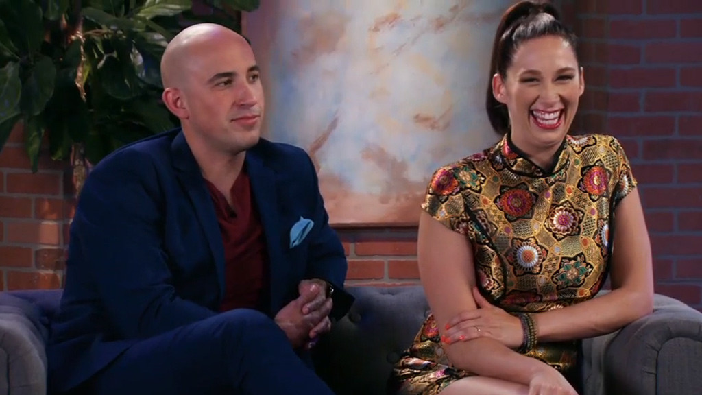 Elizabeth Bice, Jamie Thompson, Married at First Sight