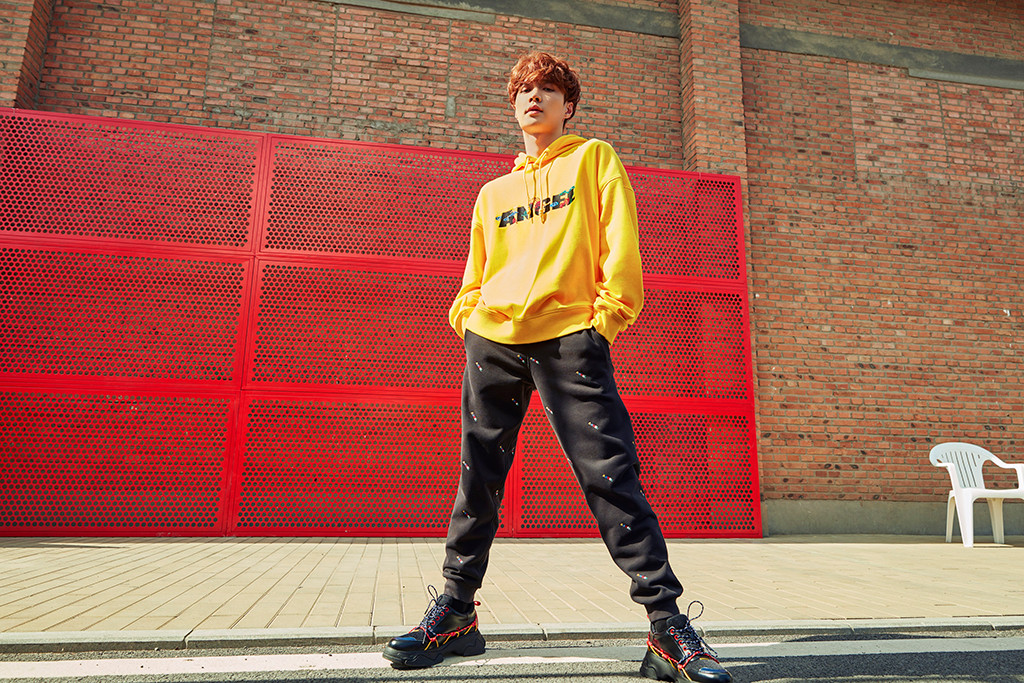 Lay Zhang, Angel Chen x H&M