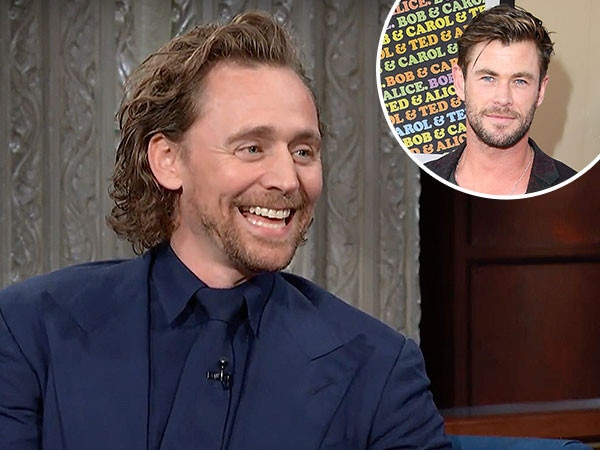 Tom Hiddleston Asked Chris Hemsworth to Hit Him in the Face And, Uh, It Didn't End Well