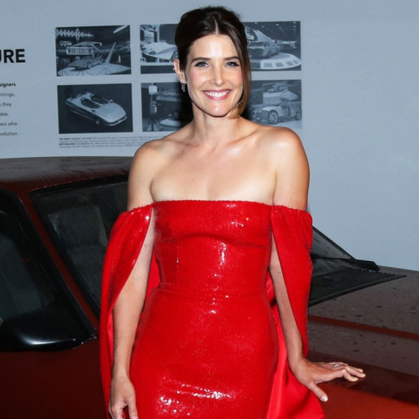 Cobie Smulders, Fashion Police Widget