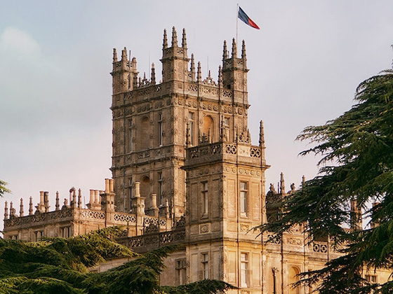 You Can Now Stay in the <i>Downton Abbey</i> Castle: Go Inside