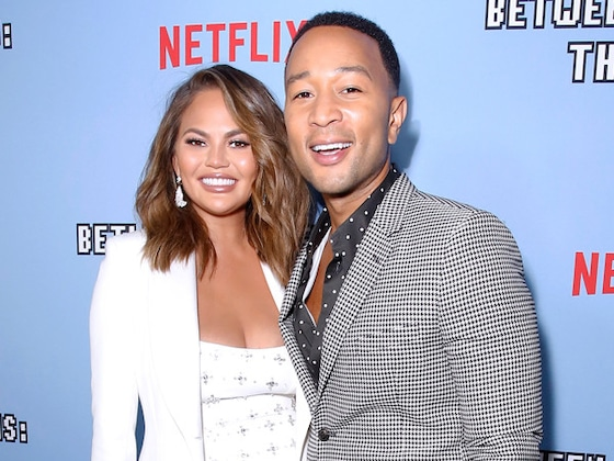 Chrissy Teigen ''Cannot Wait'' for the Backlash Against John Legend's Sexiest Man Alive Title