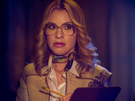 <I>AHS: 1984</i>'s Leslie Grossman Is Having the Time of Her Life Playing a Murderer</I>