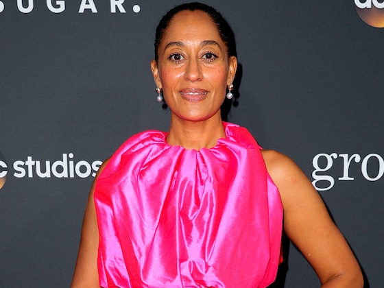 "Tracee Ellis Ross Wants to Be ""Chosen By the People"" at the PCAs: See the Star of <i>black-ish</i> React to Her Nomination"