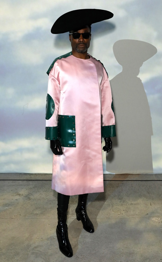 Billy Porter, 2019 London Fashion Week