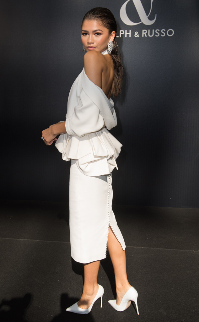 Zendayas best fashion week looks ever