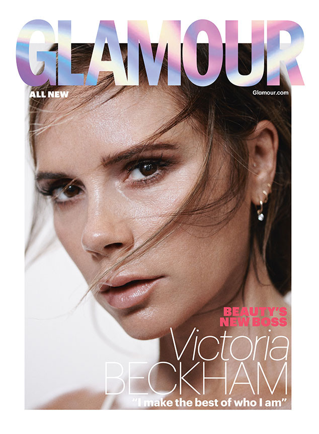 Victoria Beckham, Glamour UK, Autumn/Winter 2019