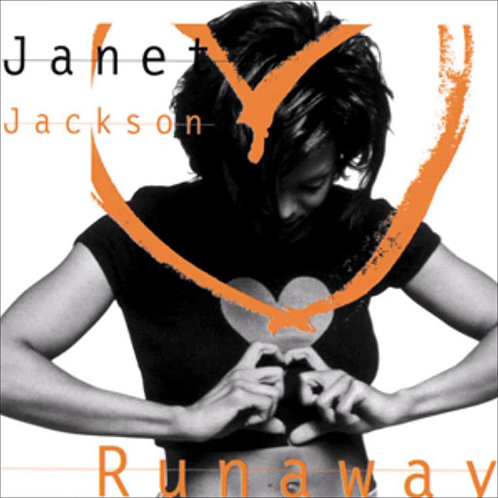 Janet Jackson, Runaway, single artwork